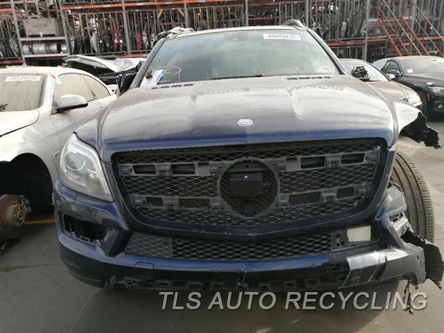2015 Mercedes GL450 Parts Stock# 00654B
