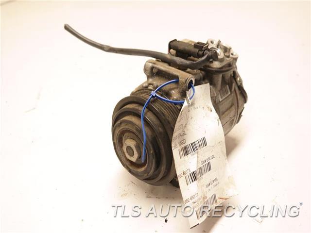 2015 Mercedes Gl550 Ac Compressor  AC COMPRESSOR 166 TYPE, GL550
