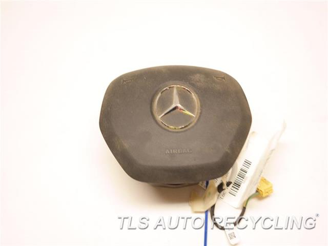 2015 Mercedes Gl550 Air Bag  BLK,166 TYPE, GL550, FRONT, WHEEL
