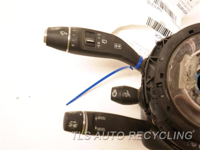 2015 Mercedes Gl550 Column Switch 1669000408 166 TYPE, ASSEMBLY, GL550, MEMORY