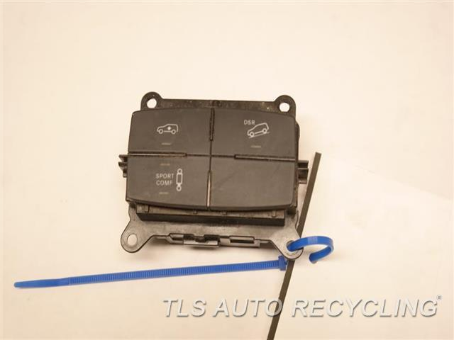2015 Mercedes Gl550 Dash Switch  SUSPENSION CONTROL SWITCH 1669051651