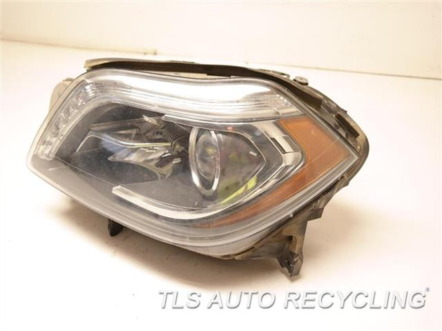 2015 Mercedes Gl550 Headlamp Assembly  LH,166 TYPE, GL550, BI-XENON (HID)
