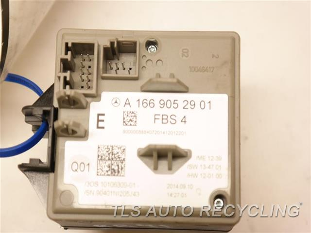 2015 Mercedes Gl550 Ignition Switch  IGNITION SWITCH W/O KEY, GL550