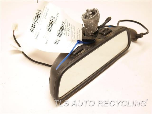 2015 Mercedes Gl550 Rear View Mirror Interior  REAR VIEW MIRROR 1668100417