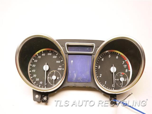2015 Mercedes Gl550 Speedo Head/cluster 1669008113 166 TYPE, GL550, MPH, ADAPTIVE