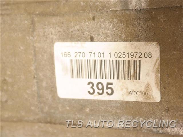 2015 Mercedes Gl550 Transmission  AUTOMATIC TRANSMISSION 1 YR WARRANTY