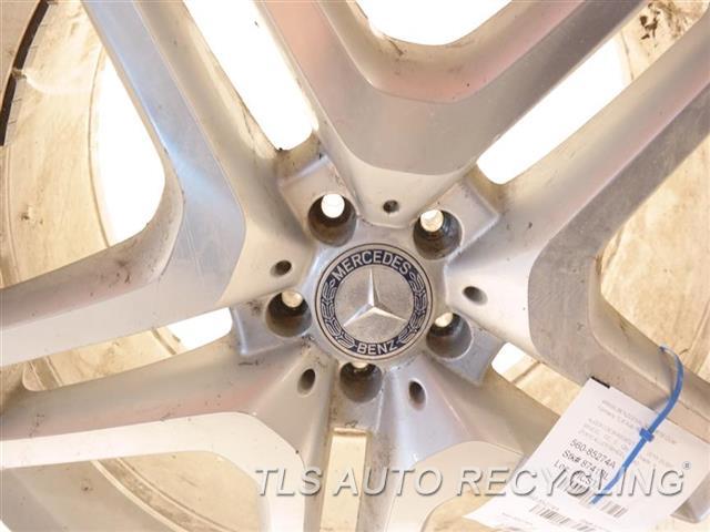 2015 Mercedes Gl550 Wheel MINOR SCRATCHES 21X10 ALLOY WHEEL, AMG