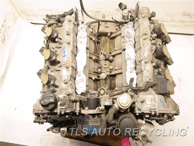 2011 Mercedes Glk350 Engine Assembly  ENGINE ASSEMBLY 1 YEAR WARRANTY