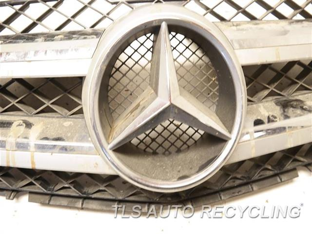 2011 Mercedes Glk350 Grille  204 TYPE, (GLK350), UPPER