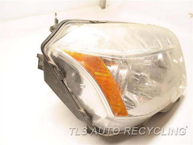 2011 Mercedes Glk350 Headlamp Assembly  RH,204 TYPE, (GLK350), HALOGEN, R.
