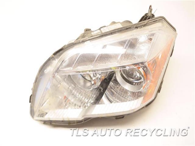 2011 Mercedes Glk350 Headlamp Assembly  LH,204 TYPE, (GLK350), HALOGEN, L.