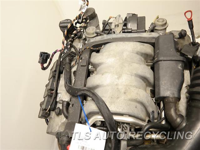 2001 Mercedes Ml320 Engine Assembly  ENGINE ASSEMBLY 1 YEAR WARRANTY