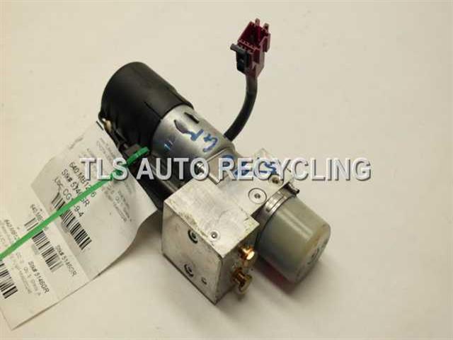 hydraulic liftgate pump