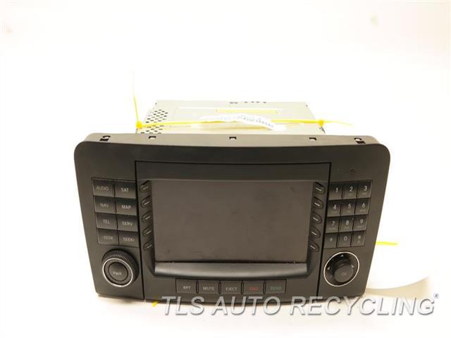 2006 mercedes ml350 radio audio amp 1648703889 used for 2001 mercedes benz ml320 radio