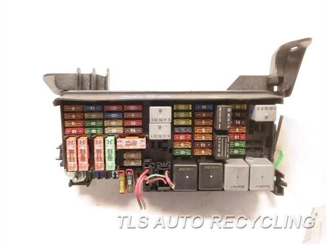 2007 Mercedes Ml350 - Rear Trunk Fuse Box 1645402372 - Used