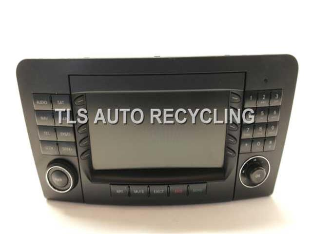 mercedes benz_ml350_2008_radio_audio_185143_01 2008 mercedes ml350 radio audio amp 1648703889 used a grade  at aneh.co