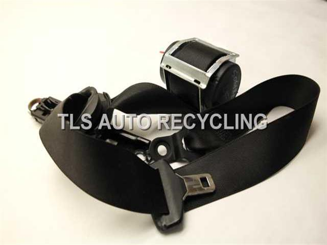 2008 mercedes ml350 seat belt front 2518607185black for Mercedes benz ml350 seat covers