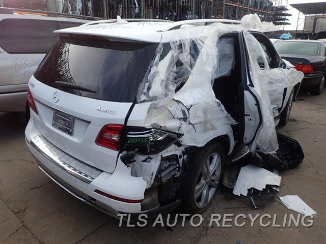 2014 Mercedes ML350 Parts Stock# 8171PR