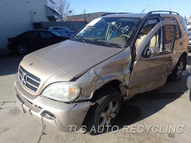 Parting out 2004 mercedes ml500 stock 6032bk tls for Mercedes benz ml500 parts