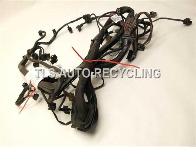 2004 mercedes s500 engine wire harness - 2205409232 - used ... om642 mercedes wire harness routing #11