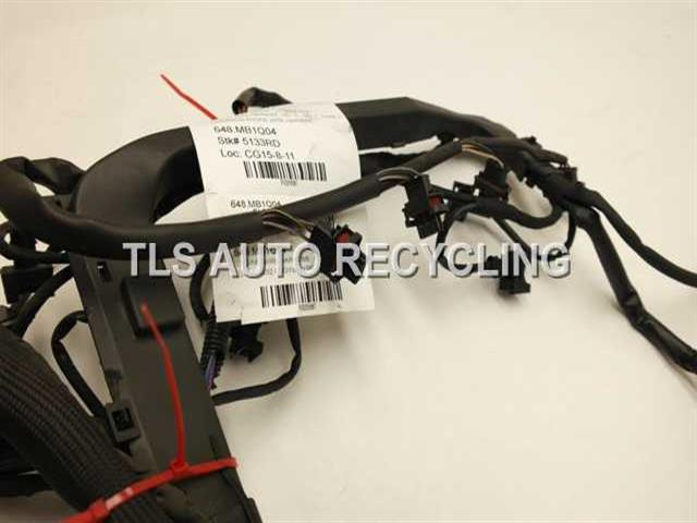 2004 mercedes s500 engine wire harness 2205409232 used. Black Bedroom Furniture Sets. Home Design Ideas