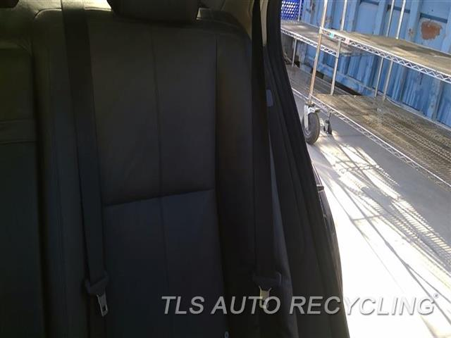 2007 Mercedes S550 Air Bag  LH,221 TYPE, S550, REAR, L., (QUART