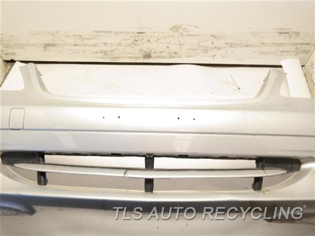 2007 Mercedes S550 Bumper Cover Front DENT, SCUFFS ON BOTTOM 4D2,SLV,221 TYPE, S550, (HEADLAMP W