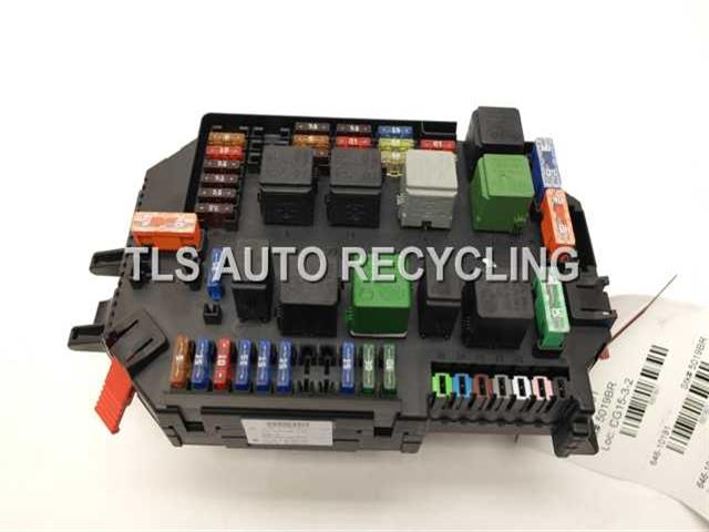2007 mercedes s550 fuse box 2215450001 2215451601driver junction block used a