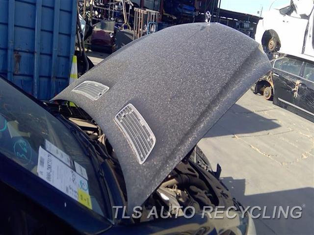 2007 Mercedes S550 Hood  000,BLK,221 TYPE, S550