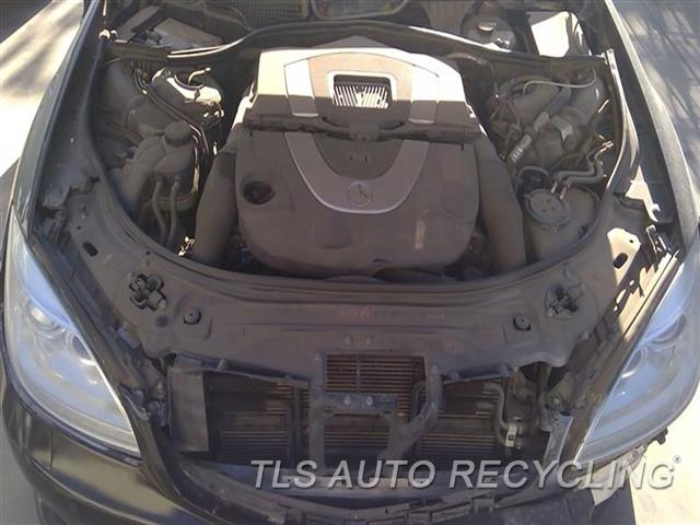 2007 Mercedes S550 Radiator Core Supp  221 TYPE, S550 CORE SUPPORT