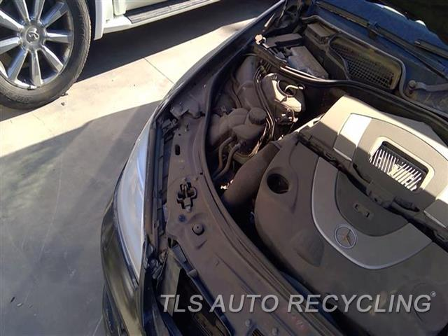 2007 Mercedes S550 Radiator Core Supp  RH APRON