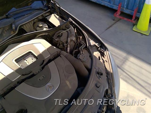 2007 Mercedes S550 Radiator Core Supp  LH APRON