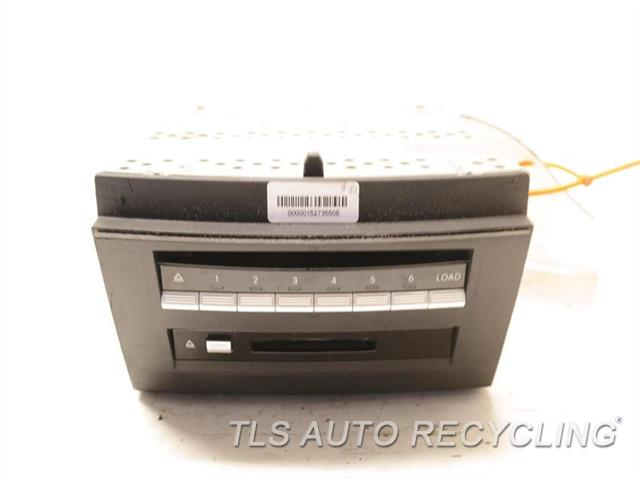 2007 Mercedes S550 Radio Audio / Amp  221 TYPE, S550, CD-DVD PLAYER