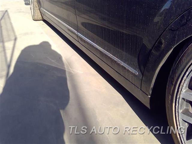 2007 Mercedes S550 Rocker Pnl Moulding  LH,BLK,S550