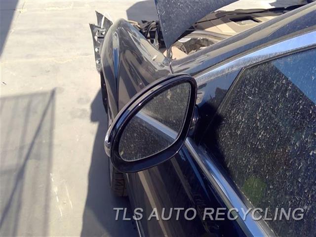 2007 Mercedes S550 Side View Mirror  LH,BLK,221 TYPE, POWER, S550, L.