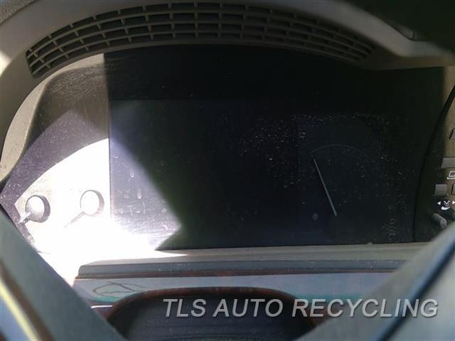 2007 Mercedes S550 Speedo Head/cluster  221 TYPE, (CLUSTER), S550