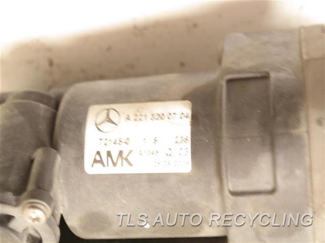 2007 Mercedes S550 Susp Comp Pump 2213200704 AIR SUPENSION COMPRESSOR