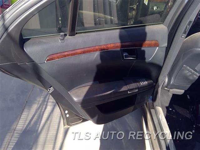 2007 Mercedes S550 Trim Panel, Rr Dr  LH,BLK,LEA