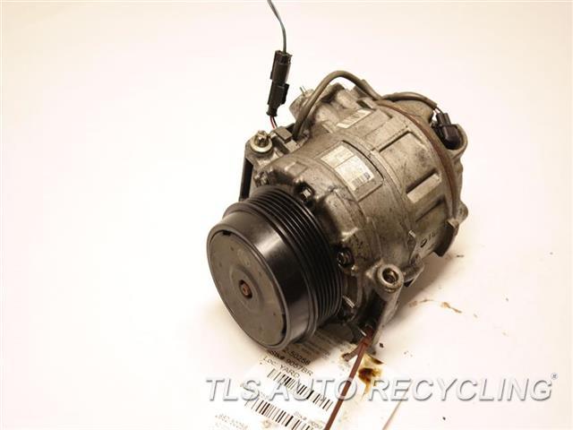 2008 Mercedes S550 Ac Compressor  AC COMPRESSOR 221 TYPE, S550