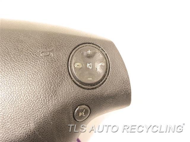 2008 Mercedes S550 Air Bag BUTTON HAS PAINT PEELING 221 TYPE, S550, FRONT, DRIVER,WHEEL