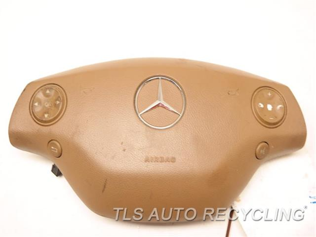 2008 Mercedes S550 Air Bag  221 TYPE, S550, FRONT, DRIVER, WHEE