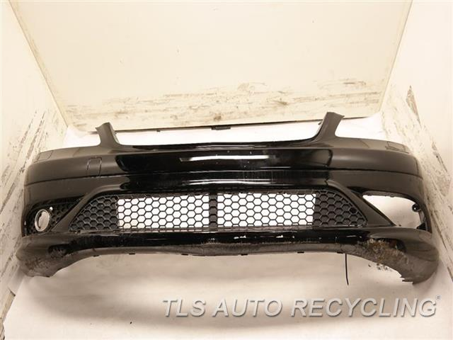 2008 Mercedes S550 Bumper Cover Front SCUFFS ON THE LOWER SECTION ,REPAINT 102,4T1,BLK,221 TYPE, S550