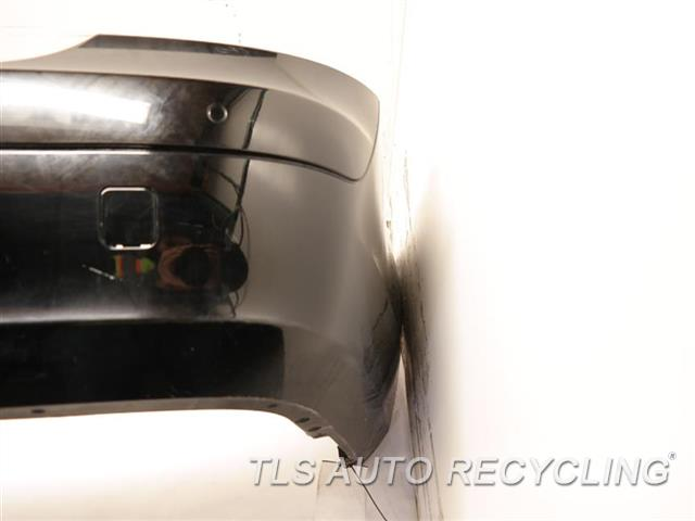 2008 Mercedes S550 Bumper Cover Rear   SCRATCHES 2S2,BLK,221 TYPE, S550, SPORT PACKA
