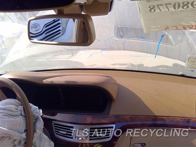 2008 Mercedes S550 Dash Board  AC,BRWN,221 TYPE, S550