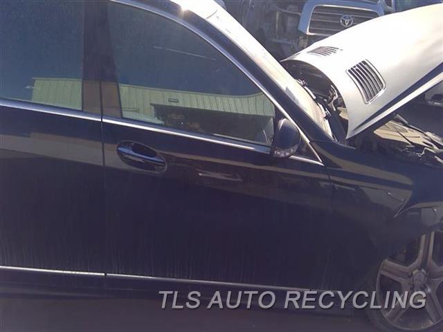 2008 Mercedes S550 Door Assembly, Front  000,RH,BLK,221 TYPE, S550, R.