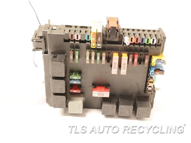 2008 Mercedes S550   TRUNK FUSE BOX 2215403550