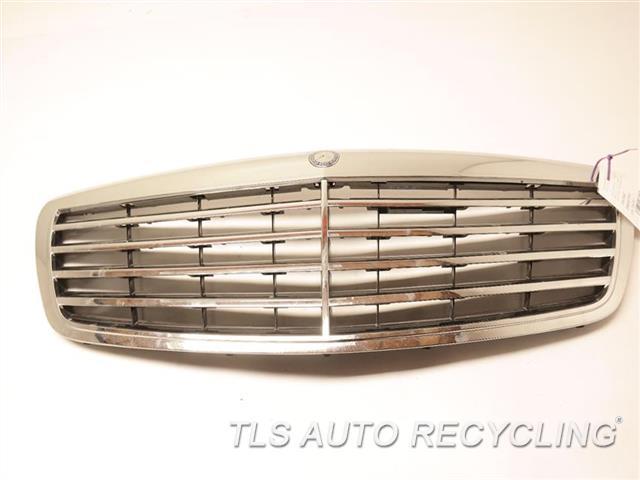 2008 Mercedes S550 Grille  BLK,221 TYPE, UPPER, S550, W/O ADAP