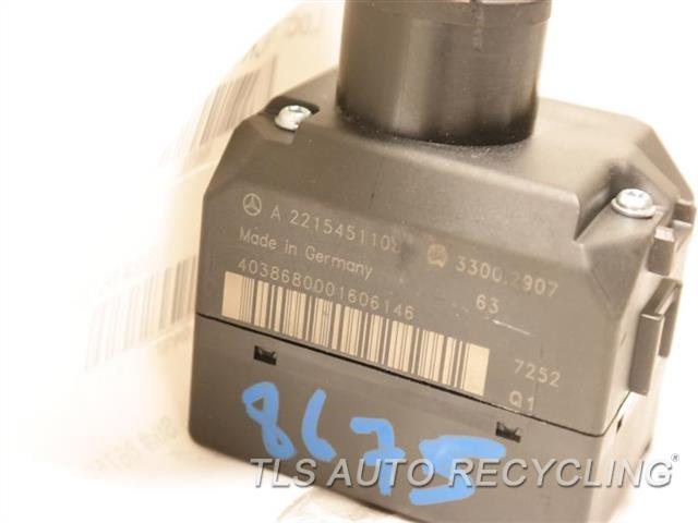 2008 Mercedes S550 Ignition Switch  IGNITION SWITCH W/KEY 2215451108