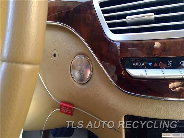 2008 Mercedes S550 Ignition Switch  221 TYPE, S550, FROM 7/1/07