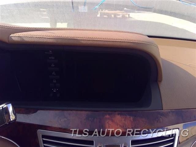 2008 Mercedes S550 Navigation Gps Screen  RWD,5.5L,221 TYPE, S550, (IN-DASH D